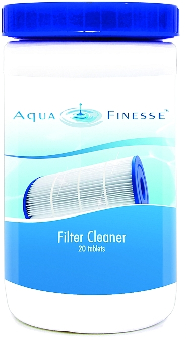 AquaFinesse Filter Cleaner, per 20 tabs