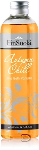 Badparfum autumn chill, fles 250 ml