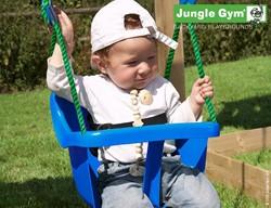 Jungle Gym Baby Swing babyschommelzitje (0,5 - 2 jaar)