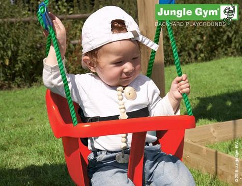 Jungle Gym Baby Swing babyschommelzitje (0,5 - 2 jaar)-2