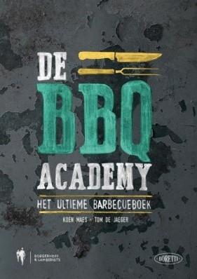 Boretti BBQ kookboek