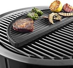 BBQ grillplaat