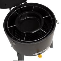 Boretti houtskoolbarbecue Tonello-3
