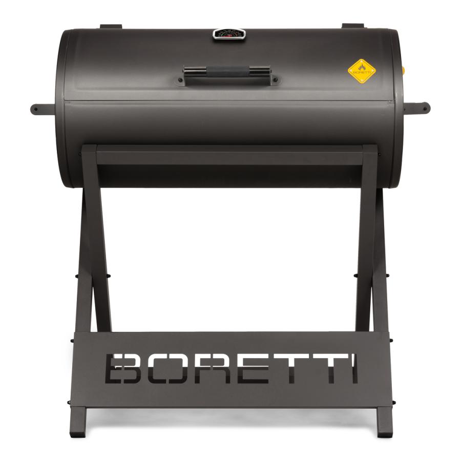 Boretti barbecues Boretti houtskoolbarbecue Barilo