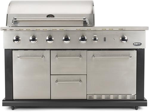 Boretti gasbarbecue Luciano