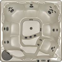 Beachcomber Hot Tub 500-serie