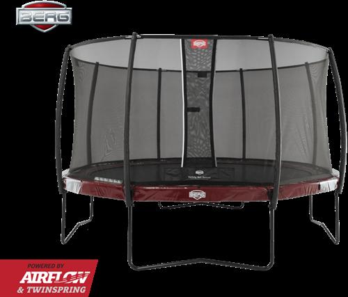 BERG trampoline Elite, diam. 380 cm.