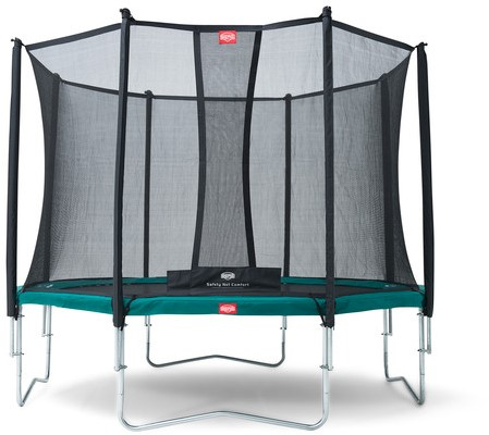 BERG trampoline Favorit, veiligheidsnet Comfort, diam. 430 cm