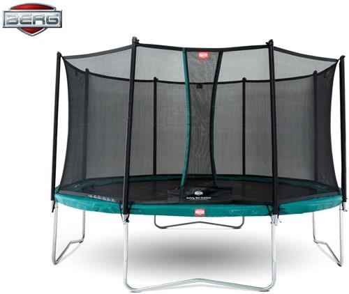 BERG trampoline Favorit, diam. 380 cm