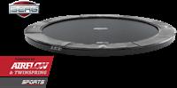 BERG flatground trampoline Elite, diam. 430 cm.