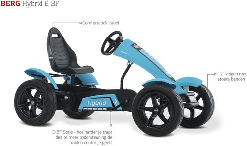 BERG Hybrid E-BFR skelter