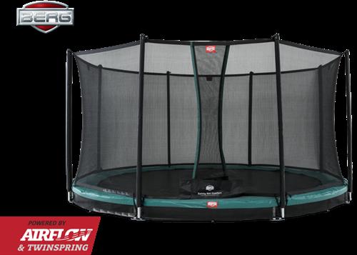BERG inground trampoline Champion, diam. 330 cm.-3
