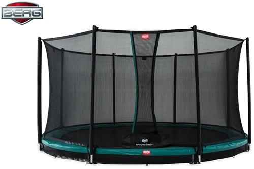 BERG Inground trampoline Favorit, diam. 330 cm