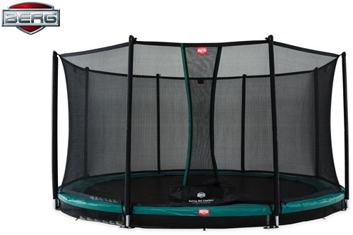 BERG inground trampoline Favorit, diam. 430 cm.