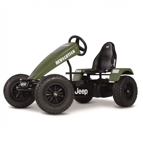 BERG skelter Jeep Revolution - BFR-3 frame-2