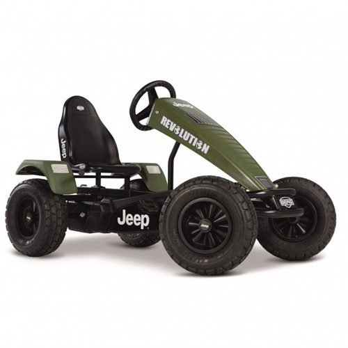 BERG skelter Jeep Revolution BFR