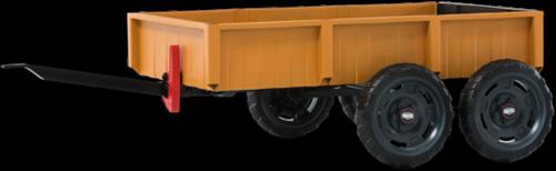 BERG Tandem trailer L (voor BERG Rally), excl trekhaak