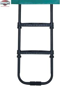 BERG ladder M voor trampolines met hoogte van 85 en 90 cm.