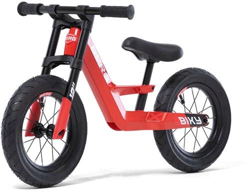 BERG Biky City loopfiets  - rood