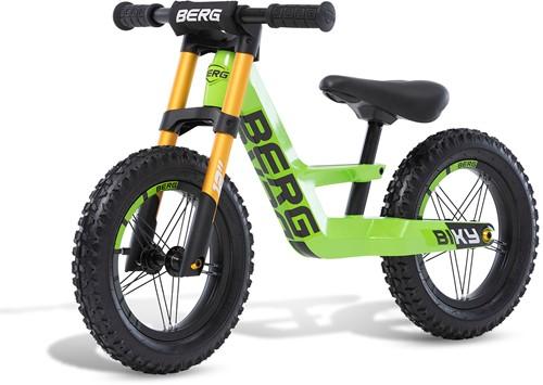 BERG Biky Cross loopfiets - groen