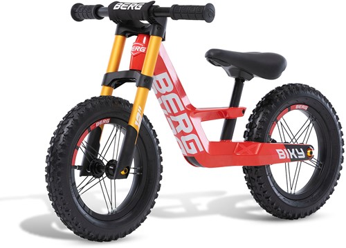 BERG Biky Cross loopfiets - rood