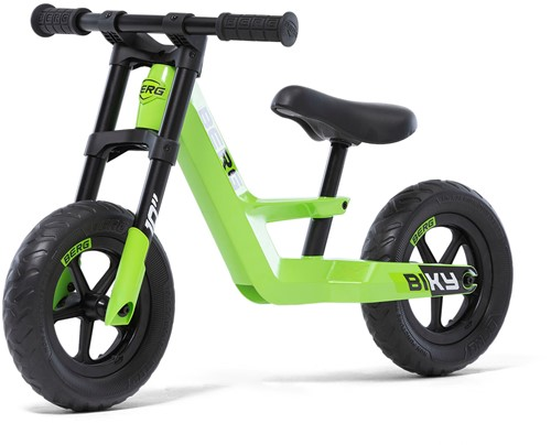 BERG Biky Mini loopfiets - groen