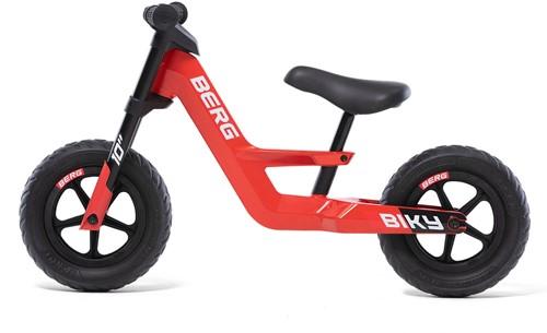 BERG Biky Mini loopfiets - rood