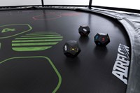 BERG Champion Levels trampoline, diam. 430 cm.-2
