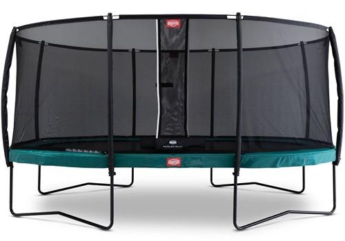 BERG trampoline Grand Champion, afm. 350 x 250 cm
