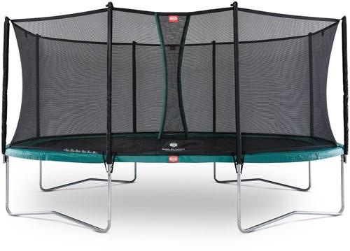 BERG trampoline Grand Favorit, afm. 520 x 345 cm