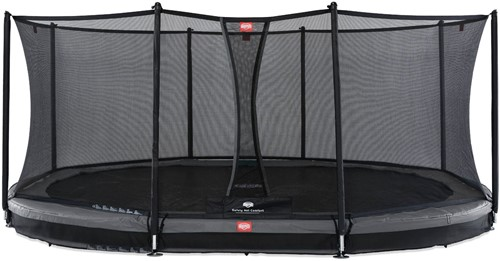 BERG inground trampoline Grand Favorit, afm. 520 x 345 cm