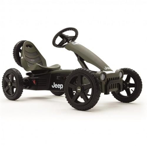 BERG Jeep Adventure Pedal Go Kart