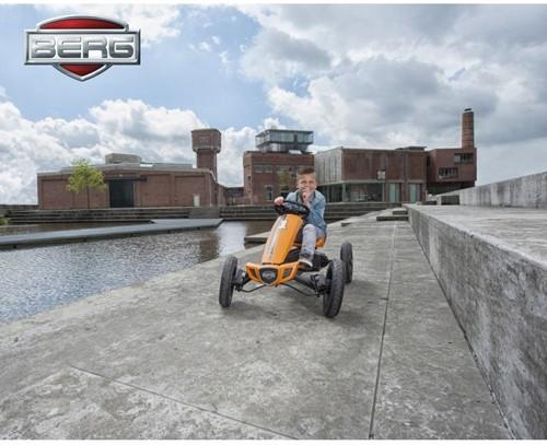 BERG skelter Rally Orange-3