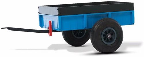BERG Steel trailer XL, excl trekhaak