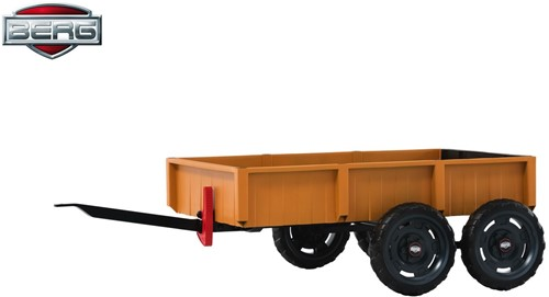 BERG Tandem trailer L, excl trekhaak
