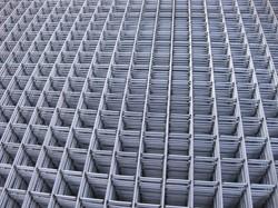 betonijzermat, afm.  200 x 300 cm, maas 5x5 cm, staal verzinkt