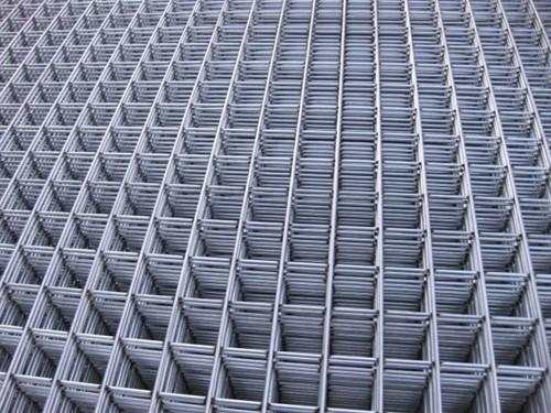 betonijzermat, afm.   90 x 180 cm, maas 5x5 cm, staal verzinkt
