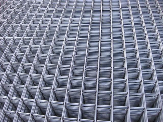 Kühlkamp betonijzermat, afm. 90 x 180 cm, maas 5x5 cm, staal verzinkt