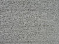 betonplaat voor schutting, afm. 184x36 cm, dubbelzijdig graniet motief, wit-1