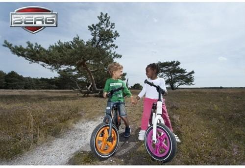 BERG loopfiets Biky Grey-2