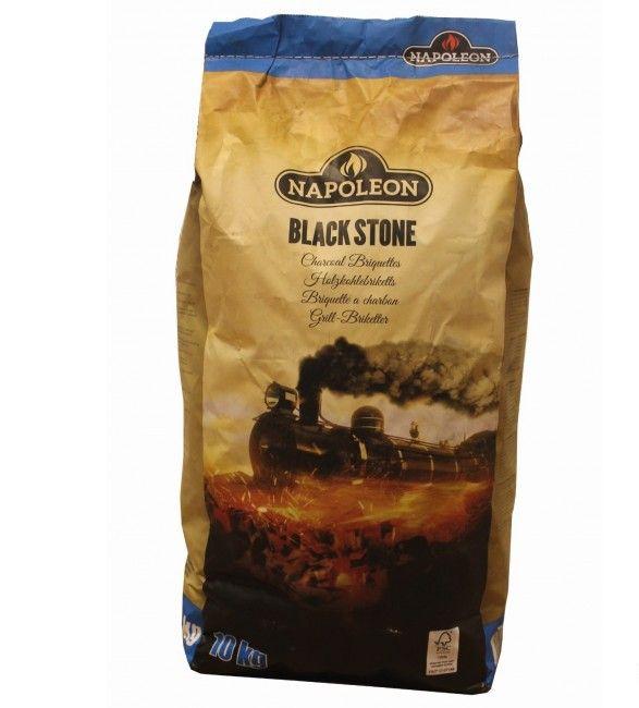 Napoleon barbecues Black Stone briketten, zak 10 kg
