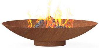 Burni verwarming Burni vuurschaal, diam. 100, hoogte 21 cm, 3-4 mm cortenstaal