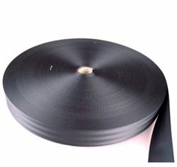Boomband, autogordel, nylon, breedte 5 cm, 50 meter per rol