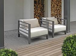 Borek Horizon lounge stoel