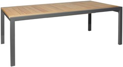 Borek ELX verlengbare tafel - staal