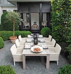 Borek Sydney tuinstoel, aluminium