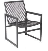 Borek Lazio dining stoel, ardenza rope-2