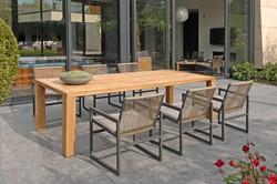 Borek Lazio dining stoel, ardenza rope