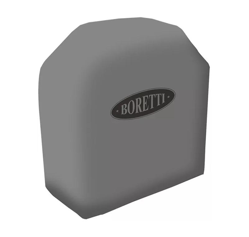 Boretti barbecues Boretti BBQ beschermhoes voor barbecue Carbone