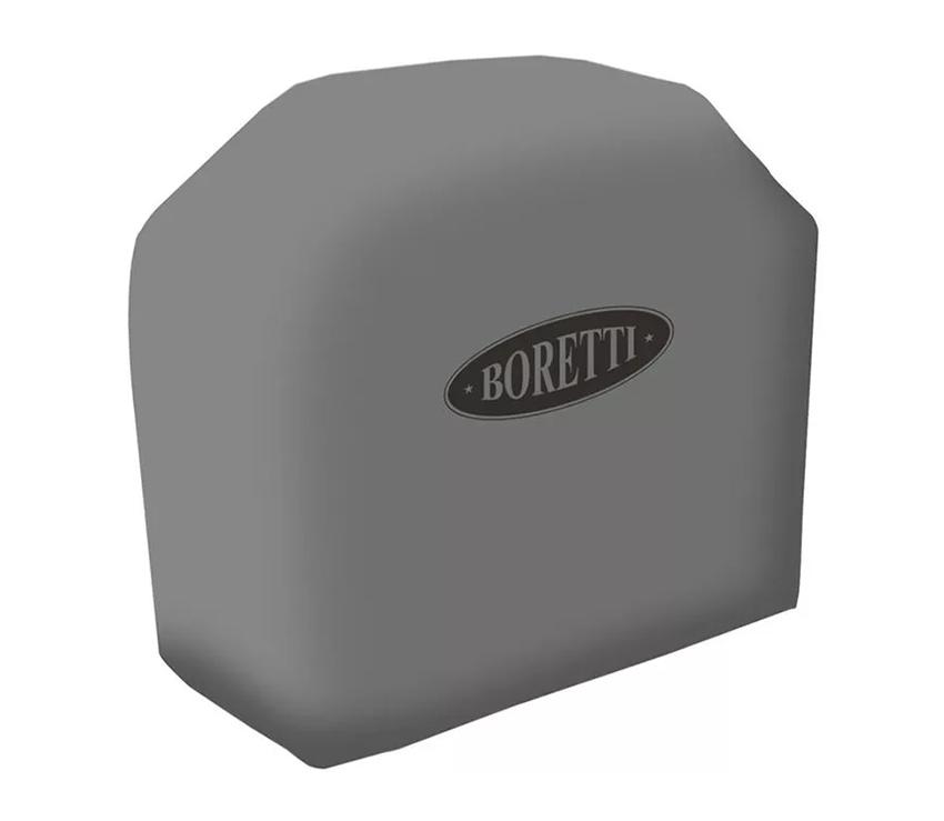 Boretti barbecues Boretti BBQ beschermhoes voor barbecue DaVinci, Ligorio, Ibrido en Maggiore